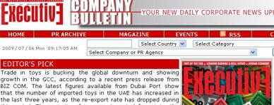 Executive Bulletin