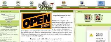 College Tavern