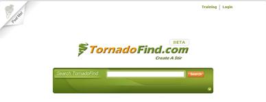 Tornadofind