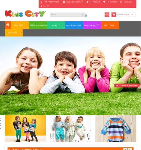 kidscity.in