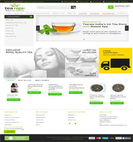 tearaja.com