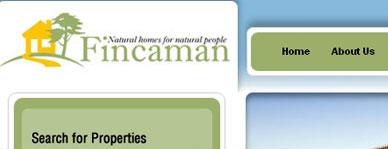 Finca Man Real Estate Site