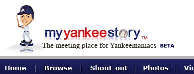 My Yankee Story