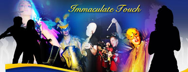 Immaculate Touch Club Site