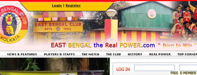 East Bengal The Real Power