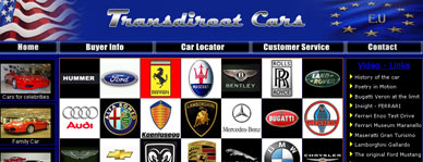 Transdirect Cars