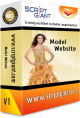 Model Website