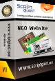 NGO Website Script