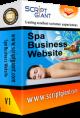 Spa Website