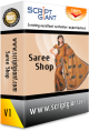 Saree Shop Website Script
