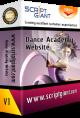 Dance Academy Website