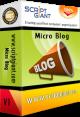Micro Blog Script