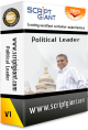 Political Leader Website