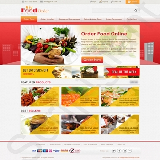 Online Food Order Made Easy With Online Food Ordering