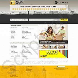 Yellow Pages PHP Script|Local Business Directory Script