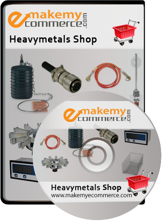 Heavy Material Shop